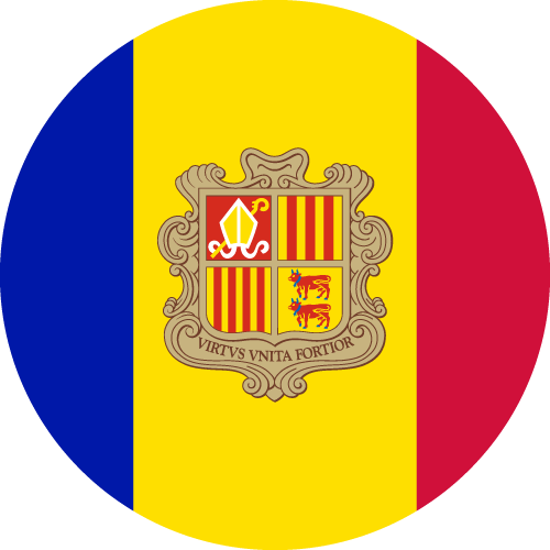 Download free vector flags of Andorra at VectorFlags.com