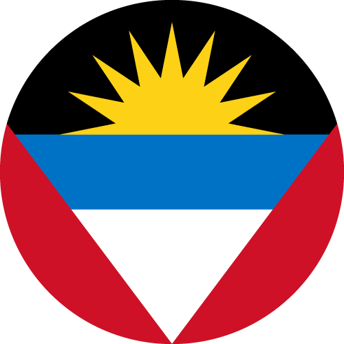 Download free vector flags of Antigua and Barbuda at VectorFlags.com