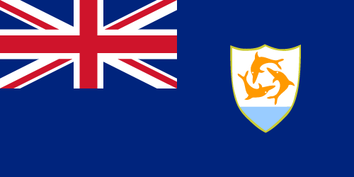 Download free vector flags of Anguilla at VectorFlags.com