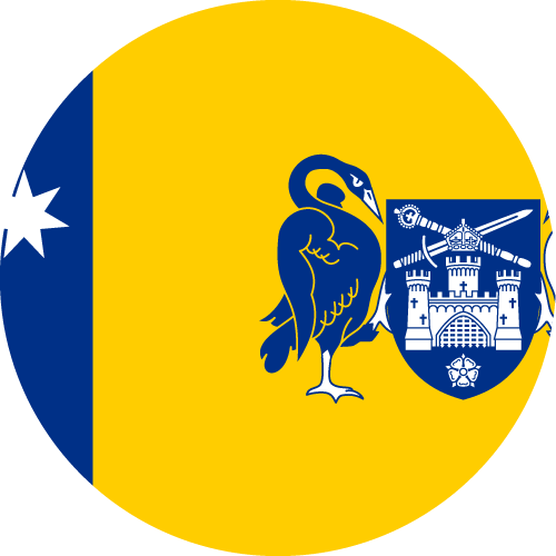 Download free vector flags of the Australian Capital Territory at VectorFlags.com