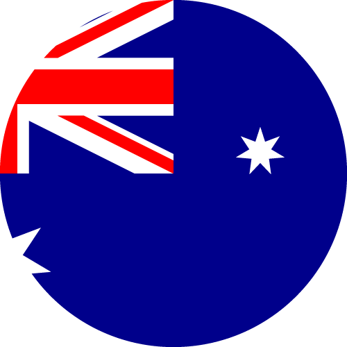 Download free vector flags of Australia at VectorFlags.com