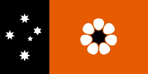 Download free vector flags of the Northern Territory at VectorFlags.com
