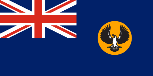 Download free vector flags of South Australia at VectorFlags.com