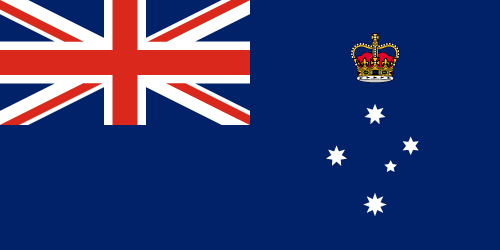 Download free vector flags of Victoria at VectorFlags.com