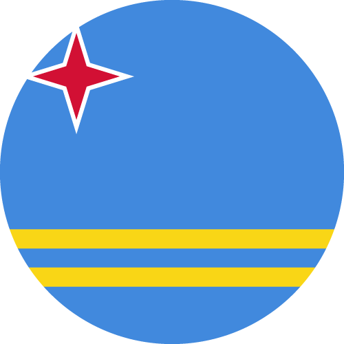 Download free vector flags of Aruba at VectorFlags.com