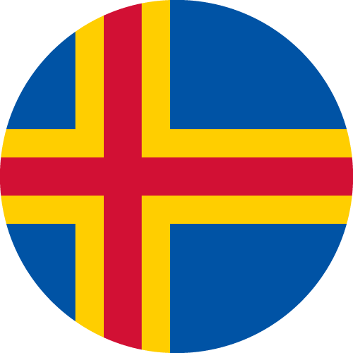 Download free vector flags of the Åland Islands at VectorFlags.com
