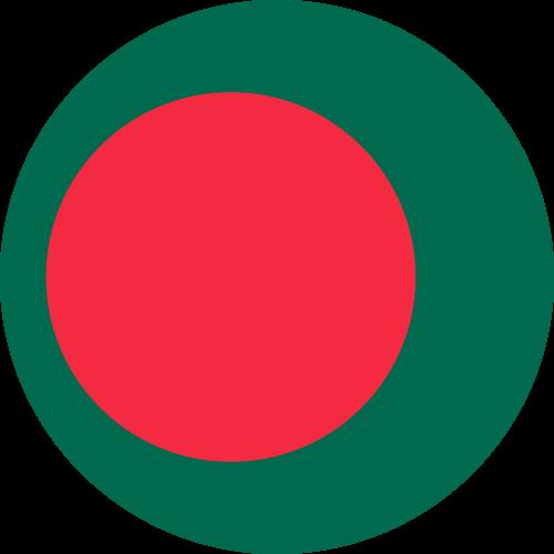 Download free vector flags of Bangladesh at VectorFlags.com