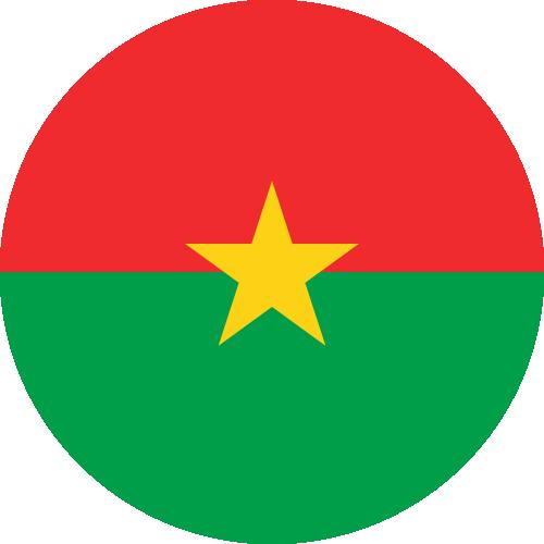 Download free vector flags of Burkina Faso at VectorFlags.com