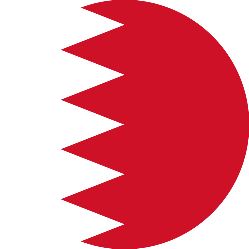 Download free vector flags of Bahrain at VectorFlags.com