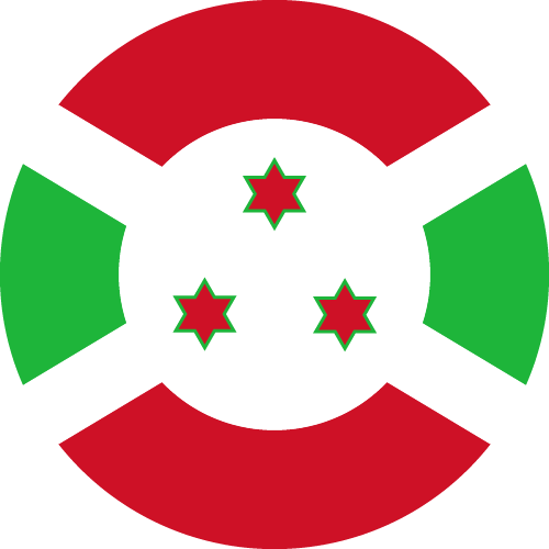 Download free vector flags of Burundi at VectorFlags.com