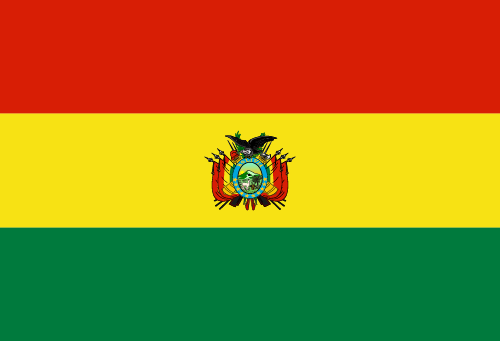 Download free vector flags of Bolivia at VectorFlags.com