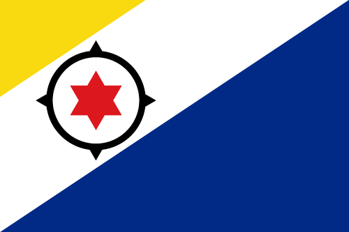 Download free vector flags of Bonaire at VectorFlags.com