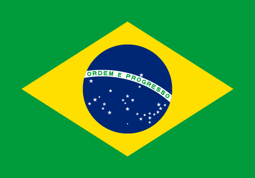 Download free vector flags of Brazil at VectorFlags.com