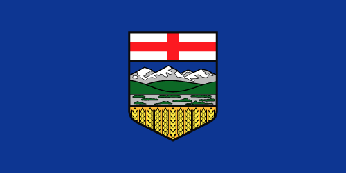 Download free vector flags of Alberta at VectorFlags.com