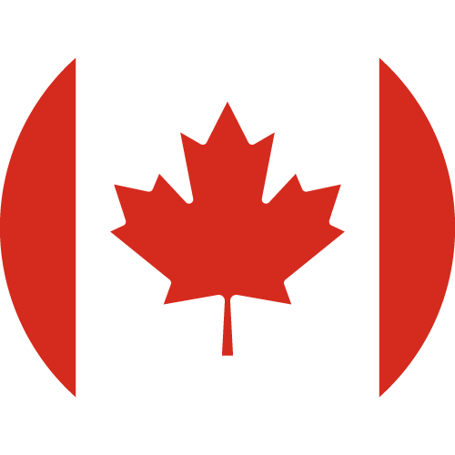 Download free vector flags of Canada at VectorFlags.com