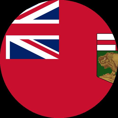 Download free vector flags of Manitoba at VectorFlags.com