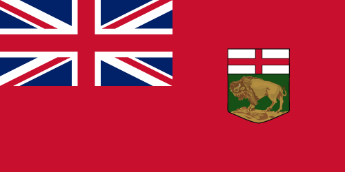 Download free vector flags of Manitoba at VectorFlags.com
