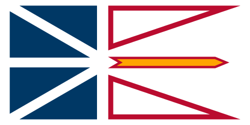 Download free vector flags of Newfoundland and Labrador at VectorFlags.com