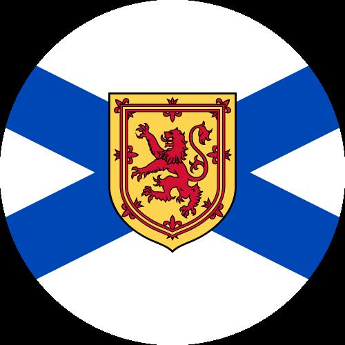 Download free vector flags of Nova Scotia at VectorFlags.com