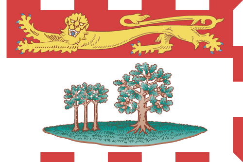 Download free vector flags of Prince Edward Island at VectorFlags.com