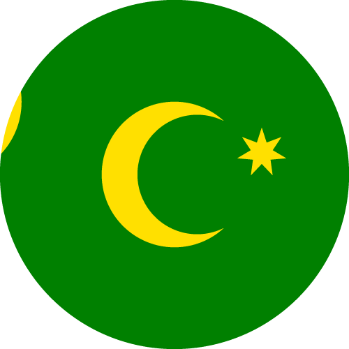 Download free vector flags of the Cocos Islands at VectorFlags.com
