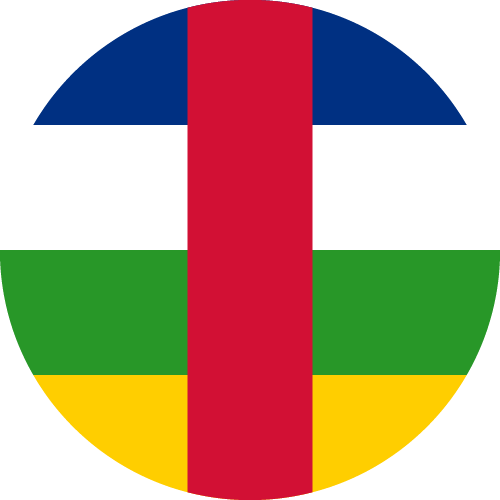 Download free vector flags of the Central African Republic at VectorFlags.com