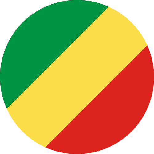 Download free vector flags of the Republic of the Congo at VectorFlags.com