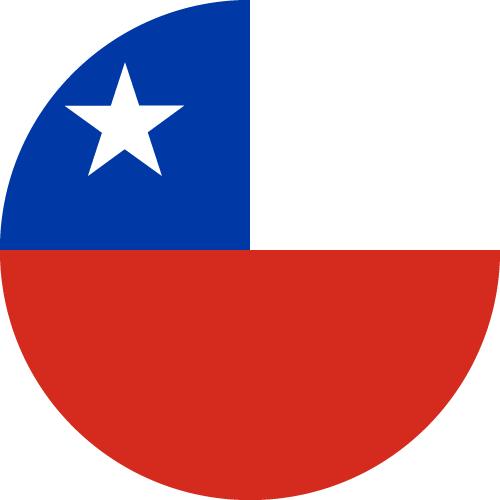 Download free vector flags of Chile at VectorFlags.com
