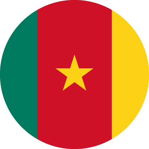 Download free vector flags of Cameroon at VectorFlags.com