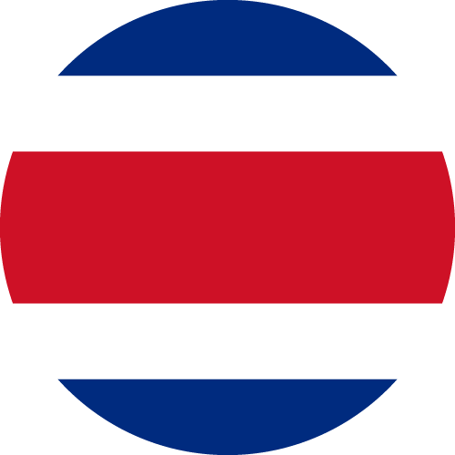 Download free vector flags of Costa Rica at VectorFlags.com