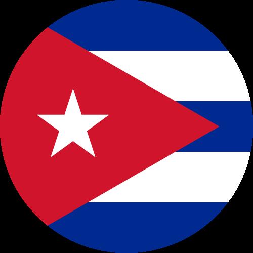 Download free vector flags of Cuba at VectorFlags.com