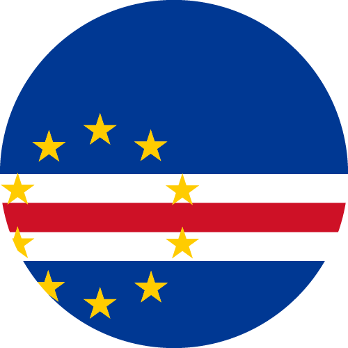 Download free vector flags of Cape Verde at VectorFlags.com