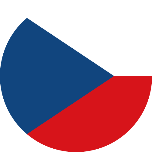 Download free vector flags of the Czech Republic at VectorFlags.com