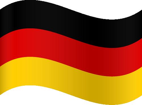 Germany - Waving