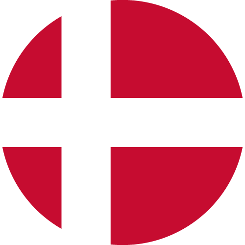 Download free vector flags of Denmark at VectorFlags.com
