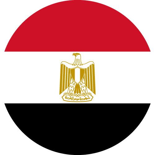 Download free vector flags of Egypt at VectorFlags.com