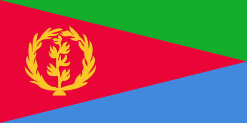 Download free vector flags of Eritrea at VectorFlags.com