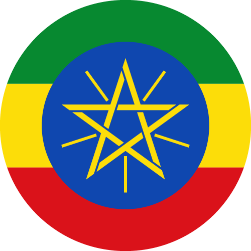 Download free vector flags of Ethiopia at VectorFlags.com
