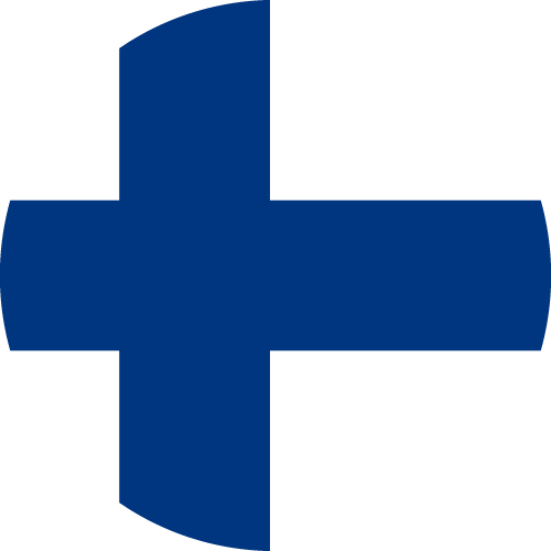 Download free vector flags of Finland at VectorFlags.com