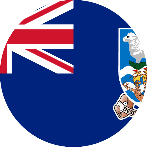 Download free vector flags of the Falkland Islands at VectorFlags.com