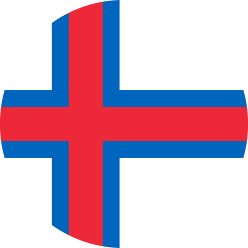 Download free vector flags of the Faroe Islands at VectorFlags.com