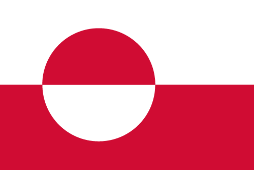 Download free vector flags of Greenland at VectorFlags.com