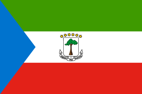 Download free vector flags of Equatorial Guinea at VectorFlags.com