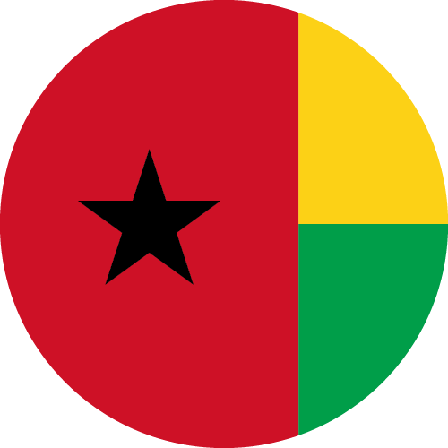 Download free vector flags of Guinea-Bissau at VectorFlags.com