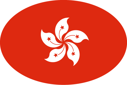 Free Vector Flag of hk-oval-01