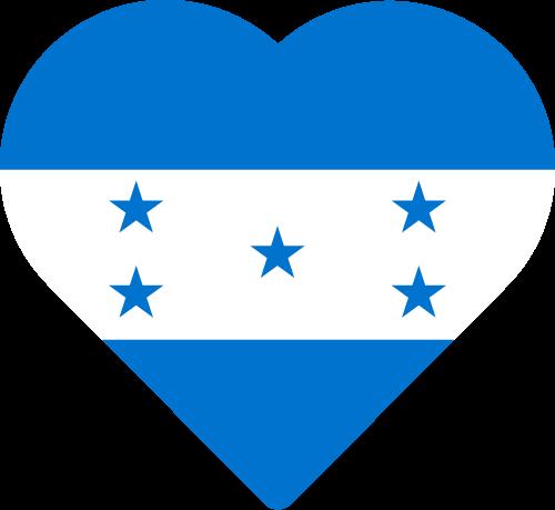 Free Vector Flag of hn-heart-01