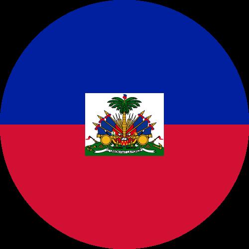 Download free vector flags of Haiti at VectorFlags.com