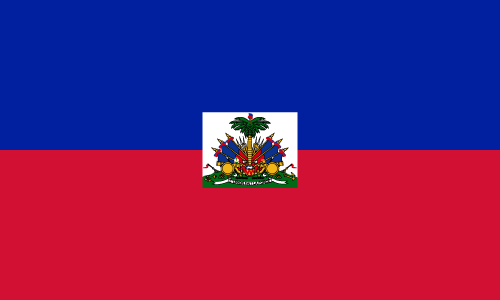 Download free vector flags of Haiti at VectorFlags.com