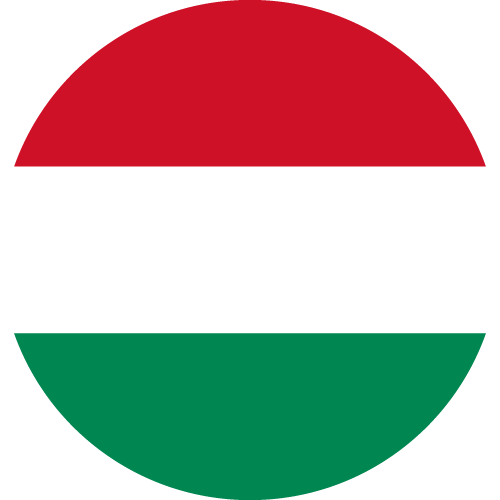 Download free vector flags of Hungary at VectorFlags.com