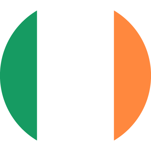 Download free vector flags of Ireland at VectorFlags.com